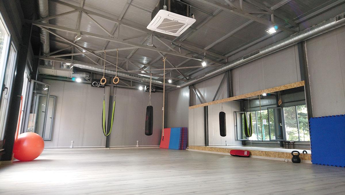 TAO Club - Школа за движение